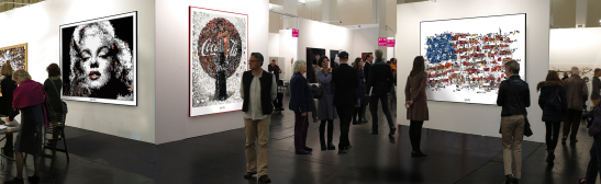 Kunstausstellung, Artfair, Kunstmesse, Köln, Shanghai, Peking, Karlruhe, Basel, Zürich