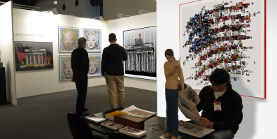 Kunstausstellung, Artfair, Kunstmesse