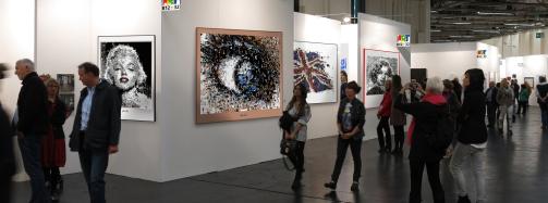 Kunstmesse, Kunstausstellung, Artfair