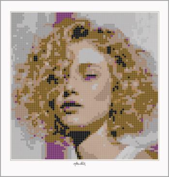 persönliche Portraits, individuelle Portraits, Lego Art, Legoart, Legokunst, Kunst mit Legosteinen