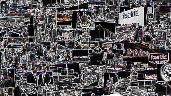 Künstlerische Industriefotografie