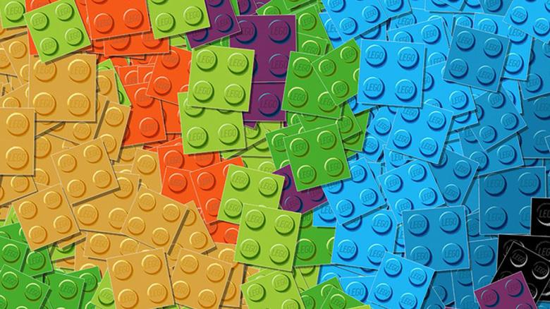 Legokunstwerk, Kunst mit Legosteinen, Art of Brick, Lego Art, Legoart, Legokunst, Bilder aus Legosteinen