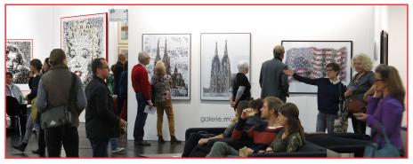 Art fair, Kunstausstellung
