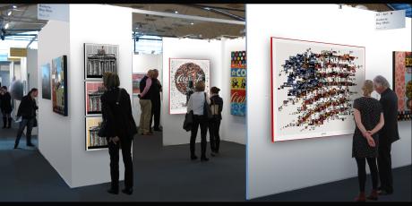 Kunstausstellung, Art fair