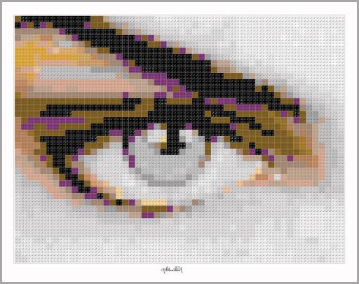 Augenarzt, Wartezimmer, Kunst fürs Wartezimmer, Kunst für die Praxis,
