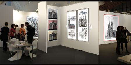 Internationale art fair, kunstmesse