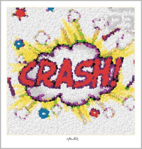 Art fair Lego, Lego Kunstausstellung, Lego Kunst, Kunstbilder aus Legosteinen, Lego Wandbild, Lego Poster,