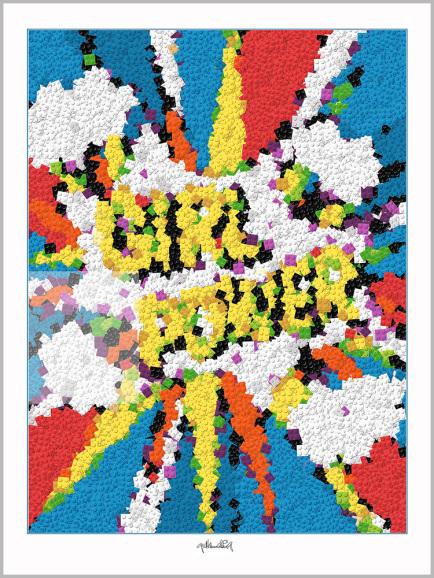 Art of Brick, Lego Art, Legoart, Legokunst, Bilder aus Legosteinen,