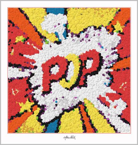 Kunst mit Legosteinen, Art fair Lego, Lego Kunstausstellung, Lego Kunst, Kunstbilder aus Legosteinen, Lego Wandbild, Lego Poster,
